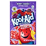 Kool-Aid Flavored Drink Mix, Blastin' Berry Twist, 0.17 Ounce Packets