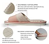 Best IkEA Men Slippers - House Slippers Men and Women Cotton Washable Home Review
