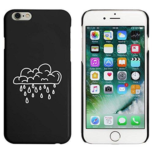Noir 'Nuage de Pluie' étui / housse pour iPhone 6 & 6s (MC00087262)