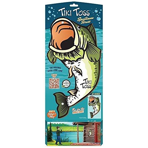 Tiki Toss Sportsman Series Bass Toss -
