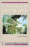 El Evangelio de San Mateo, Daniel J. Harrington, 0814618529