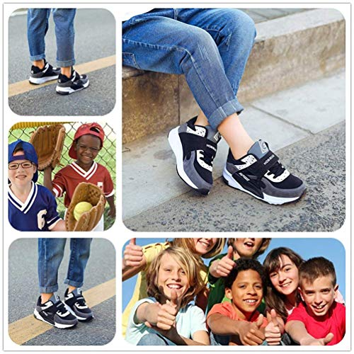 Pictures of LINGMAO Boys Running Shoes Athletic Girls Tennis DDAS3391 2