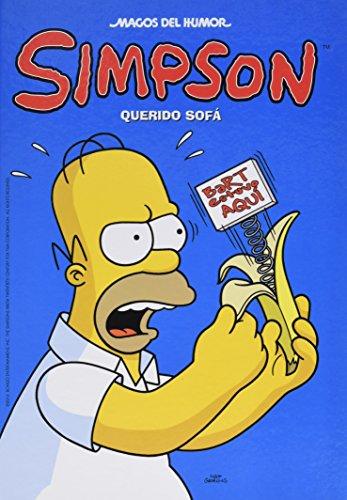 Descargar Libro Mh Simpson. Querido Sofá - Volumen 49 Autores Bongo Comics
