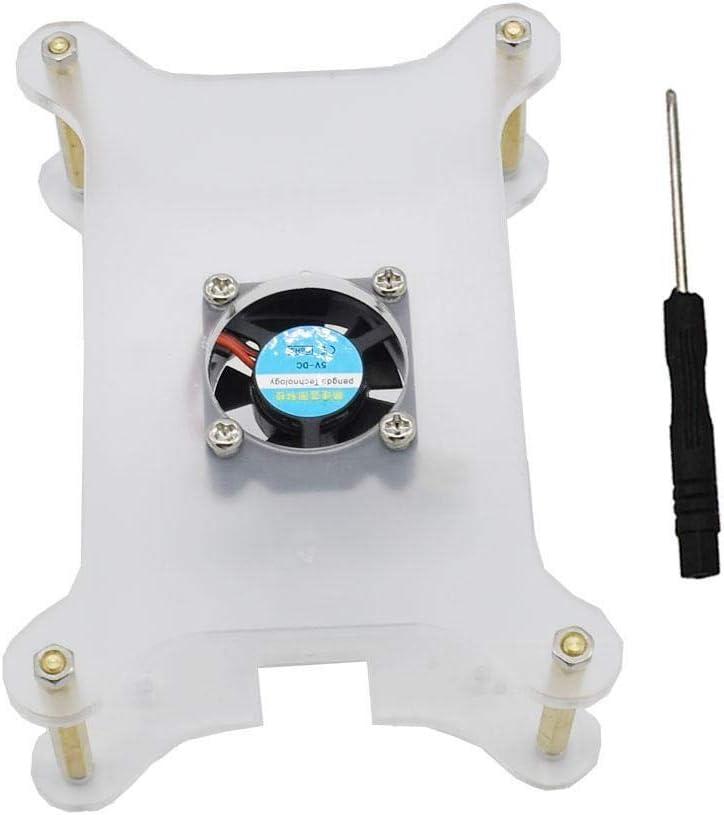 Yangxz Arduino Compatible, Carcasa Protectora de Carcasa de ...