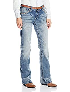 fa70b0687 Wrangler Women's Rock 47 Sits At Hip Jean at Amazon Women's Jeans store