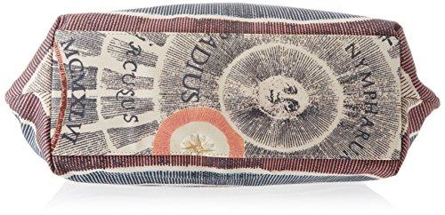 Multicolore a Spalla Gacar0000045 Donna Gattinoni Cipria 13x36x34 Borsa cm TqHnZc0