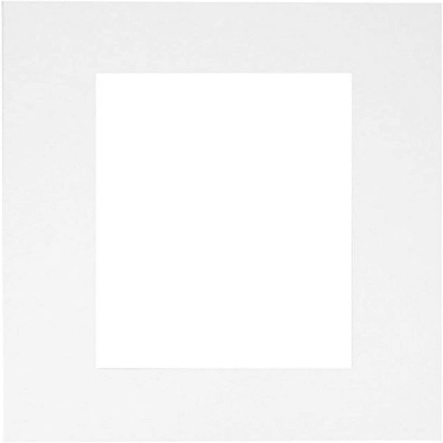 10 of 18x24 White Pre-cut Acid-free whitecore mat, fits 12x18 + back 51gpxceVqKLSL1500_