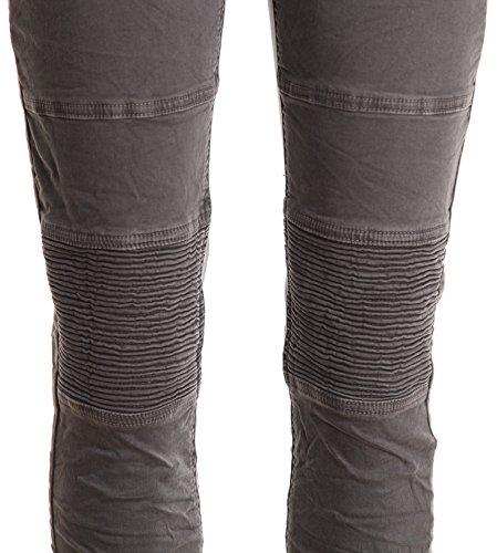 Basic Gris Mujer Para Pantalón de w7Yg7qHPx