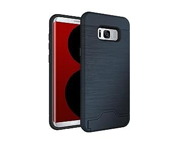 KATUMO Carcasa Galaxy S8 Plus Transparent Gel, Funda Rigida ...