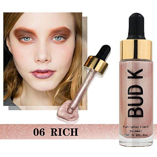 HP95 Glitter Shiny Eyeshadow Lipstick Makeup Liquid Conceale