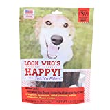 Look Who'S Happy F20010 Fetch'N Fillets Beef Jerky Treats, 4 Oz Review