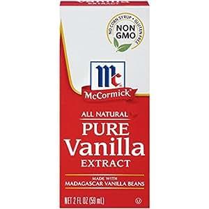 McCormick Pure Vanilla Extract, 2 fl oz