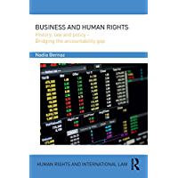 Business and Human Rights: History, Law and Policy - Bridging the Accountability Gap (Human Rights and International Law…