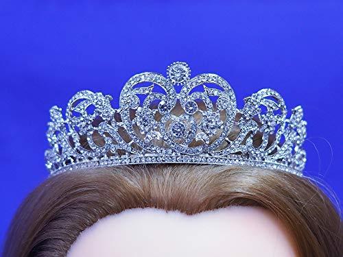 Princess Diana wedding spencer royal tiara crown replica
