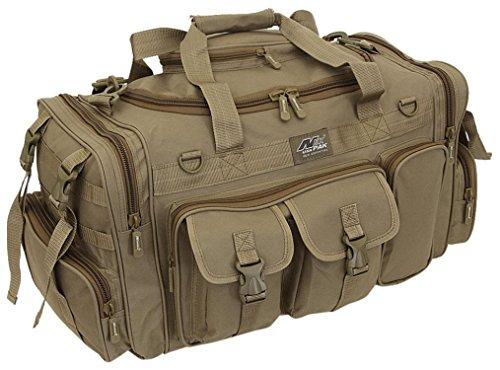 Mens Large 26″ Duffel Duffle Military Molle Tactical Gear Shoulder Strap Travel Bag