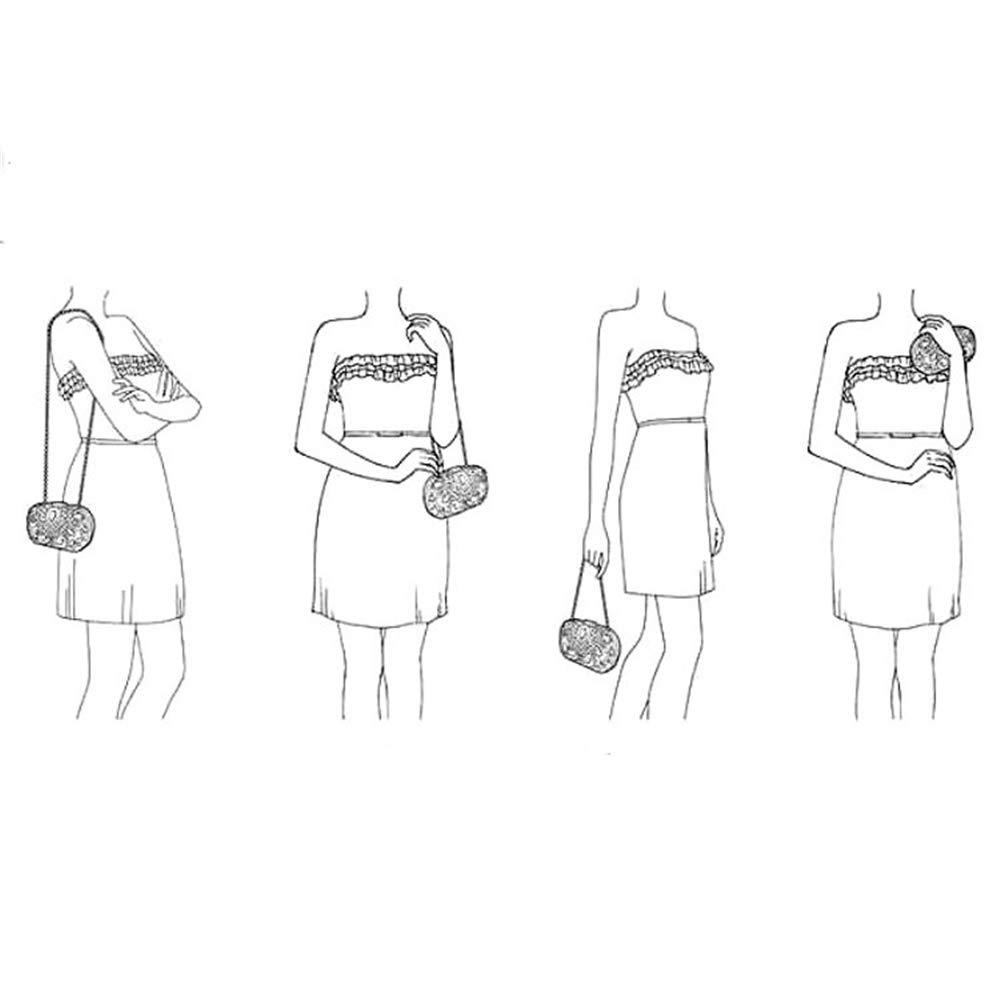 129db1a08d973 ... Abend Umhängetasche Wildleder Damen Clutches Abendtasche Clutch Handtasche  Taschen besondere besondere besondere Anlässe Abend Handtaschen Für