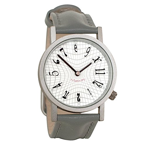 Albert Einstein Relativity Science Unisex Analog Watch