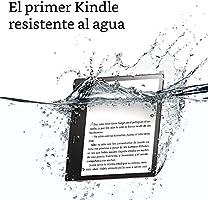 Kindle Oasis - Resistente al agua, 32 GB, wifi (9.ª generación ...