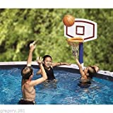 Swimline 9182SL Jammin' Above-Ground Pool Basketball Game