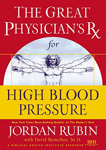 GPRX for High Blood Pressure (Great Physician's Rx Series)