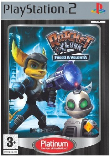 ratchet & clank 2 locked and loaded ps2