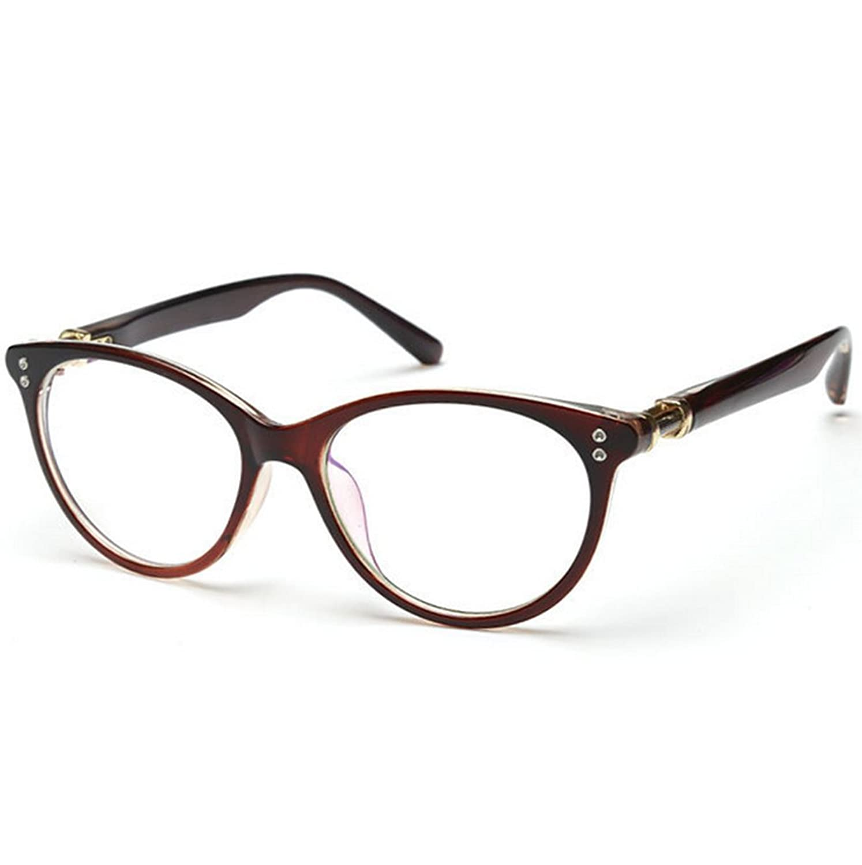 VVeda Korean Stylish Color Frame 100% UV Fashion Girl Sunglasses