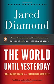 The World Until Yesterday 0670024813 Book Cover