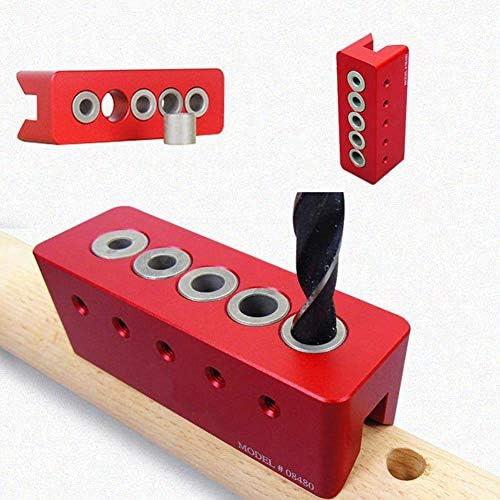 FRFJY Tragbare holzbearbeitungswerkzeuge Puncher rundrohr rechtwinklig punsch DIY positionierer holzbearbeitungswerkzeuge