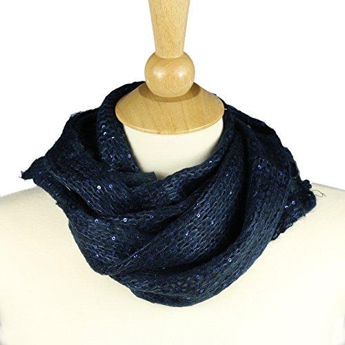 Premium Women's Winter Warm Scarf [Various Colors] Cable Knit Cowl - - Elixir Cables