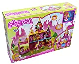 Pinypon Princess Palace With 1 Figure and 40 Accesories (Toy)