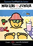Summer Fun Mad Libs Junior