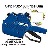 Sato Price Guns (10): TSA180 (PB2-180) Bulk PRICING [2 Line / 8/8 Characters]