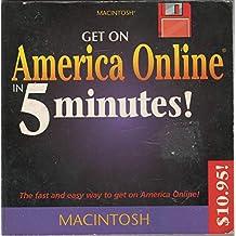 Get on America Online in 5 Minutes: Macintosh