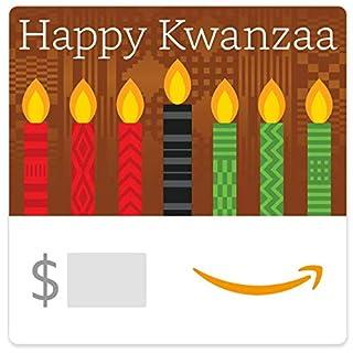 Amazon eGift Card - Kwanzaa Candles (B07K481CPP)   Amazon price tracker / tracking, Amazon price history charts, Amazon price watches, Amazon price drop alerts