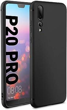 MICASE Funda para Huawei P20 Pro, Carcasa Silicona Suave TPU Gel ...