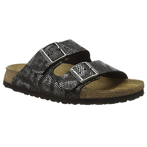 Arizona Papillio Leather Womens Python Royal Sandals Black 0qq5xwZF