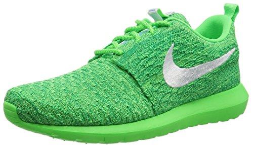 Nike Roshe Nm Flyknit Sko Størrelse 8 Herre 9,5 Dame