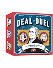 Deal or Duel Hamilton Game: an Alexander Hamilton Card Game: Card Games