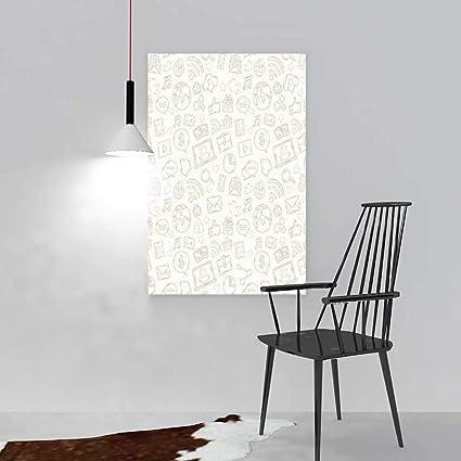 . Amazon com  aolankaili Wall Art for Living Room Decor Frameless