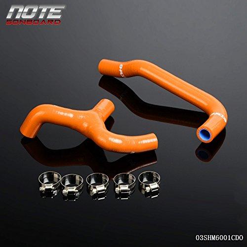 ktm radiator hose kit - 2