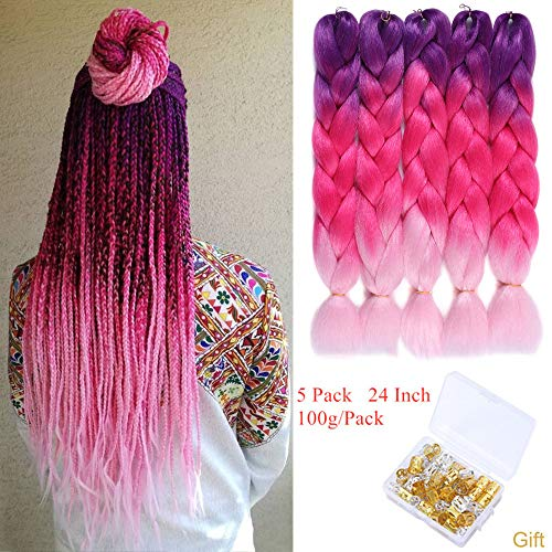 Braiding Kanekalon Braids Synthetic Extensions product image