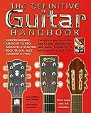 img - for Definitive Guitar Handbook book / textbook / text book