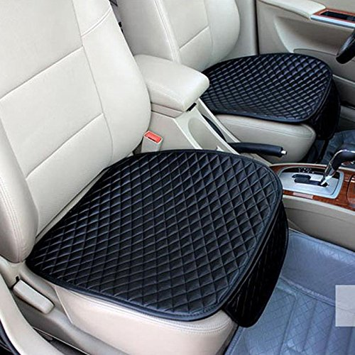 Super Sparkle Star Four Seasons General Pu Leather Non Slip Not Moves In Car Seat Non Rolling Up Car Interior Seat Cushion Cover Pad Stay On Car Seat Mat Uwap Interior Chair Design Uwaporg
