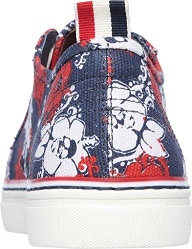 Skechers Mark Nason Mens Robles Sneaker Navy/Red