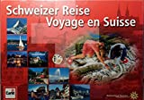 Schweizer Reise Voyage en Suisse Switzerland Travel Game