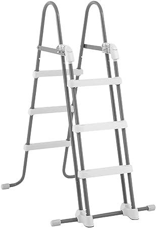 Amazon.com: Intex Deluxe escalera para piscinas con ...