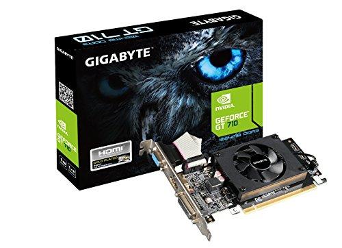 Giga-byte Gf Pci-e 2.0 Lp 1gb ddr3 954mhz vga dvi hdmi