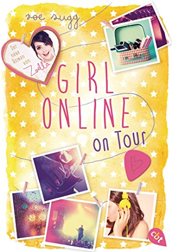 Amazon com: Girl Online on Tour (Die Girl Online-Reihe 2) (German
