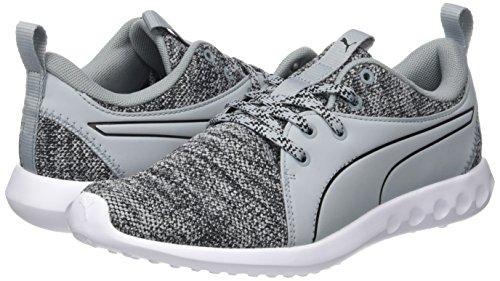 Chaussures 2 Multisport Carson Femme Puma Gris Terrain quarry Outdoor Black White IwPxd5qt