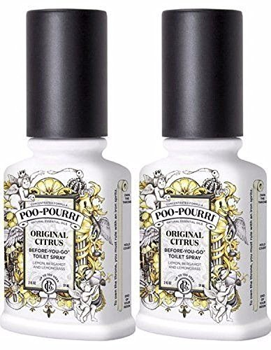 Poo-Pourri Before You Go Bathroom Spray Original 118ml 4oz